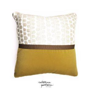 Cuscino Caterina Quartana Textile Designer